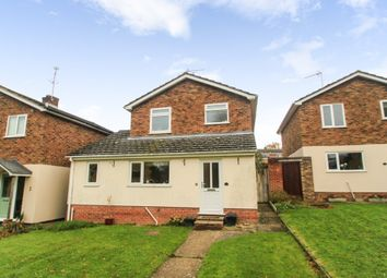 Thumbnail 4 bed detached house for sale in Home Farm Lane, Bury St. Edmunds