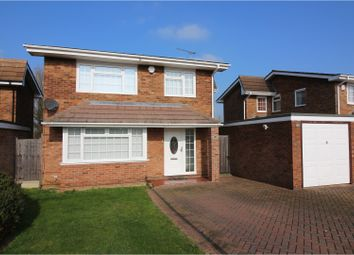 Thumbnail 4 bed detached house for sale in Raphael Drive, Southend-On-Sea