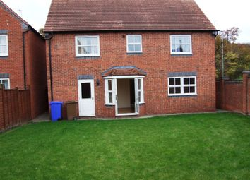 Thumbnail 4 bed detached house to rent in Ovaldene Way, Trentham, Stoke-On-Trent