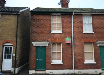 Thumbnail 2 bed end terrace house to rent in Park Road, Faversham