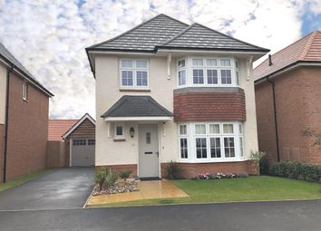 Thumbnail 4 bed detached house for sale in Fennel Avenue, Mickleover, Derby