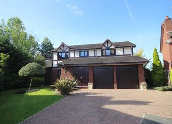 Thumbnail 4 bed detached house for sale in Bellpit Close, Ellenbrook, Worsley