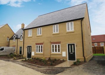 Thumbnail 2 bed semi-detached house for sale in Victoria Way, Melbourn, Royston