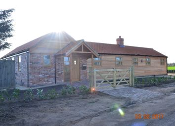 Thumbnail 3 bed detached bungalow to rent in Swinethorpe, Newark