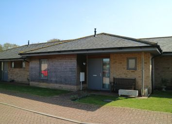 Thumbnail 2 bedroom terraced bungalow for sale in Dove Close, Capel St Mary, Suffolk