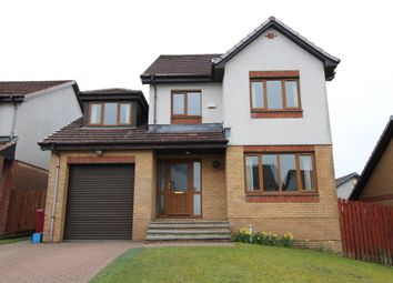 Thumbnail 4 bed detached house to rent in Campsie Road, East Kilbride, Glasgow