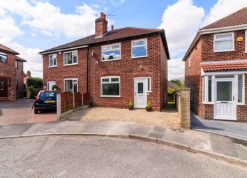 Thumbnail 3 bed semi-detached house for sale in Yewdale Road, Stockport