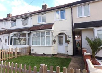 Thumbnail 3 bed terraced house for sale in Worcester Road, Bedford, Bedfordshire