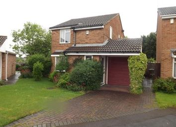 Thumbnail 3 bed detached house for sale in Primula Close, Barton Green, Nottingham