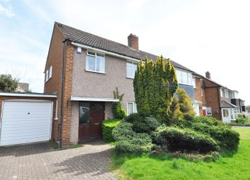 Thumbnail 3 bedroom semi-detached house to rent in Peach Ley Road, Bournville Village Trust, Selly Oak