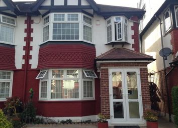 Thumbnail 3 bedroom semi-detached house to rent in Meadow Way, Wembley, London