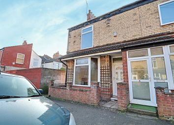 Thumbnail 3 bedroom end terrace house for sale in Rosebury Street, Hull