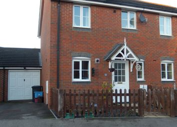 Thumbnail 3 bed semi-detached house to rent in The Haystack, Daventry