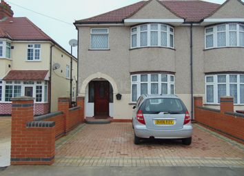 Thumbnail 3 bed terraced house to rent in Connaught Avenue, Hounslow