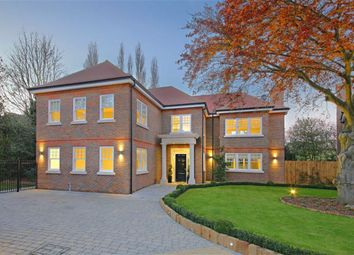 Thumbnail 6 bed detached house for sale in Hayden Close, Arkley, Hertfordshire