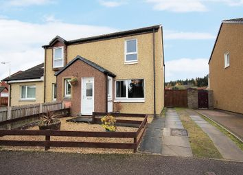 Thumbnail 2 bed semi-detached house for sale in 3 Blackwell Court, Culloden, Inverness