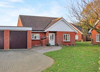 Thumbnail 2 bed detached bungalow for sale in Lowestoft Road, Reydon, Southwold, Suffolk