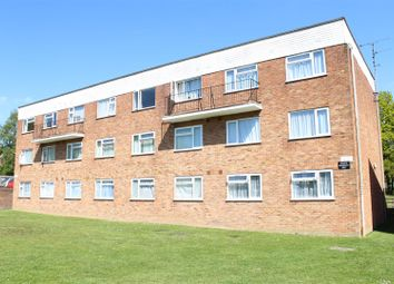 Thumbnail 2 bed flat for sale in Bracken Crescent, Bishopstoke, Eastleigh