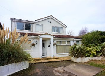 Thumbnail 5 bed detached house for sale in Holt Park Road, Leeds