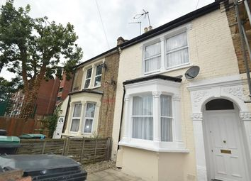 Thumbnail 2 bed terraced house for sale in Braemar Road, London