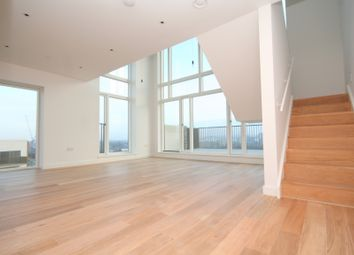 Thumbnail 3 bed flat to rent in Barking Road, London
