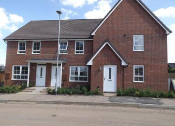 Thumbnail 1 bed maisonette for sale in Piccadilly Close, Mansfield Woodhouse, Nottinghamshire