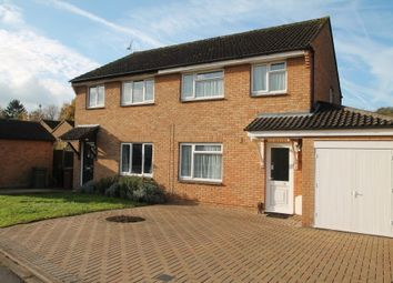 Thumbnail 3 bed semi-detached house for sale in Brode Close, Abingdon