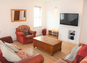 Thumbnail 4 bed flat to rent in Plungington Road, Preston