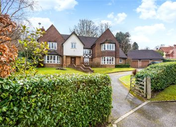 Thumbnail 5 bed detached house for sale in Brassey Hill, Oxted, Surrey
