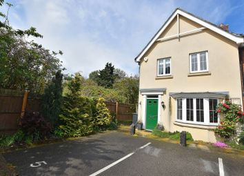 Thumbnail 3 bed semi-detached house for sale in Bellfield Close, Witham