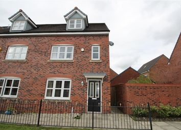 Thumbnail 4 bed property for sale in Buckshaw Avenue, Chorley