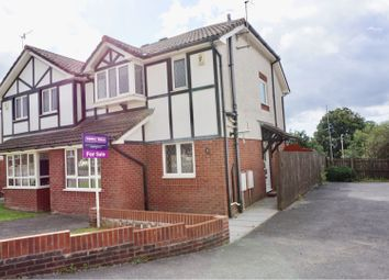 Thumbnail 3 bed semi-detached house for sale in Maes-Yr-Ysgol, Kenfig Hill