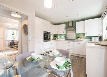 "Thumbnail 3 bed end terrace house for sale in ""Kennett"" at Park View, Moulton, Northampton"