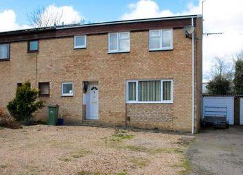 Thumbnail 4 bedroom semi-detached house for sale in Lamva Court, Stony Stratford, Milton Keynes, Buckinghamshire