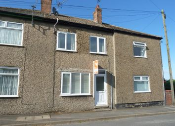 Thumbnail 3 bed terraced house for sale in High Street, Billinghay, Lincoln