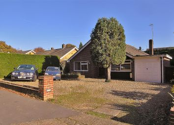 Thumbnail 5 bed detached bungalow for sale in Lower Guildford Road, Knaphill, Woking