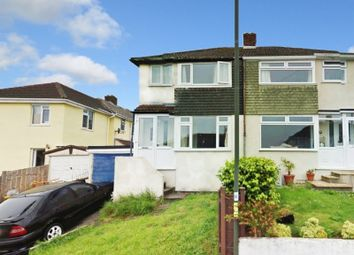 Thumbnail 3 bedroom semi-detached house to rent in Wishings Road, Brixham