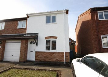 Thumbnail 2 bed semi-detached house to rent in Field Road, Lichfield
