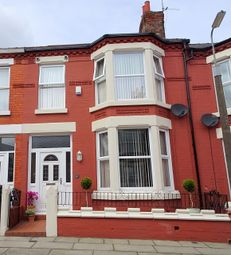 3 bed terraced house for sale in Sylvania Road, Liverpool, Merseyside L4