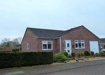 Thumbnail 3 bed bungalow for sale in Resolute Close, Spilsby, Lincs