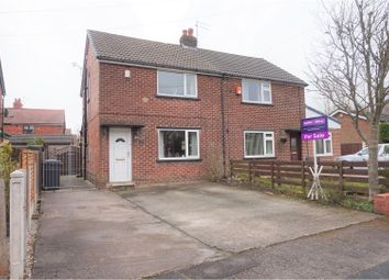 Thumbnail 2 bed semi-detached house for sale in Devon Close, Preston