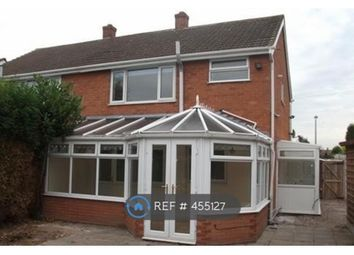 Thumbnail 3 bedroom semi-detached house to rent in Fieldhouse Drive, Muxton, Telford