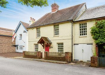 Thumbnail 4 bed semi-detached house for sale in Station Road, Groombridge, Tunbridge Wells
