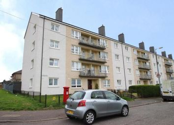 Thumbnail 2 bed flat for sale in Garvel Road, Glasgow, Lanarkshire