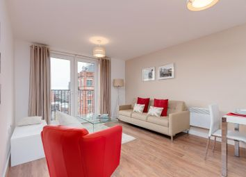Thumbnail 1 bed flat to rent in Alto Building, Sillavan Way, Salford