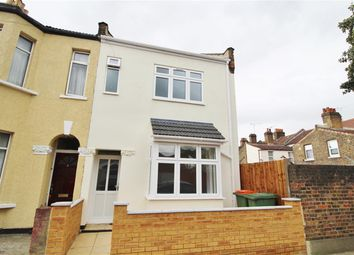 Thumbnail 4 bed end terrace house for sale in Wyndham Road, East Ham, London