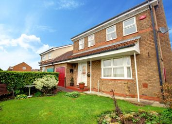Thumbnail 4 bed detached house for sale in West Garth, Cayton, Scarborough