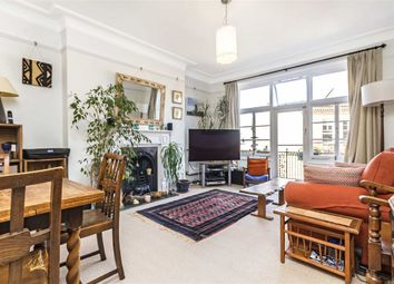 Thumbnail 1 bed flat to rent in Kensington Hall Gardens, Beaumont Avenue, London