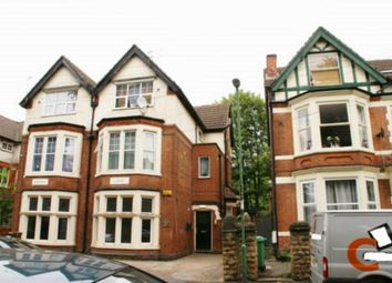 Thumbnail 2 bed flat to rent in Park Avenue, Mapperley Park, Nottingham