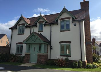 Thumbnail 3 bed detached house for sale in Samantha Close, Welford On Avon, Stratford-Upon-Avon